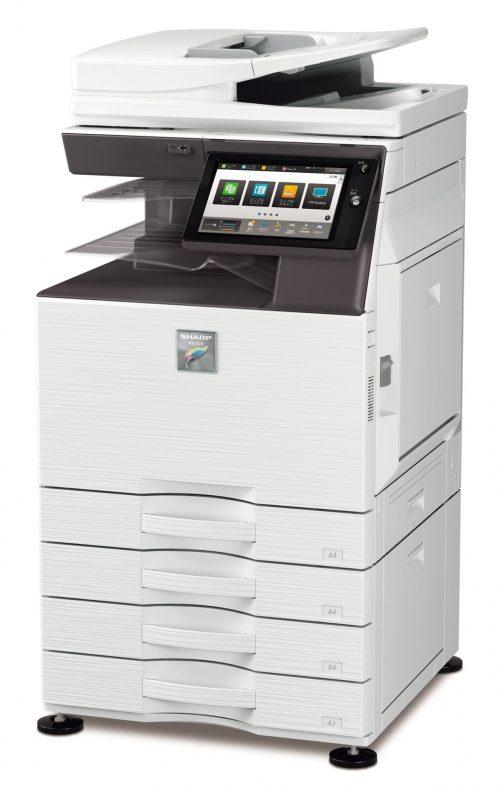 シャープ製デジタルフルカラー複合機