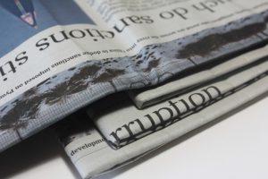 軽減税率が適用される新聞