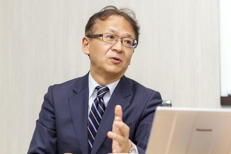 代表 近藤浩三 様 / 経営企画室長 吉田厚 様 - 01