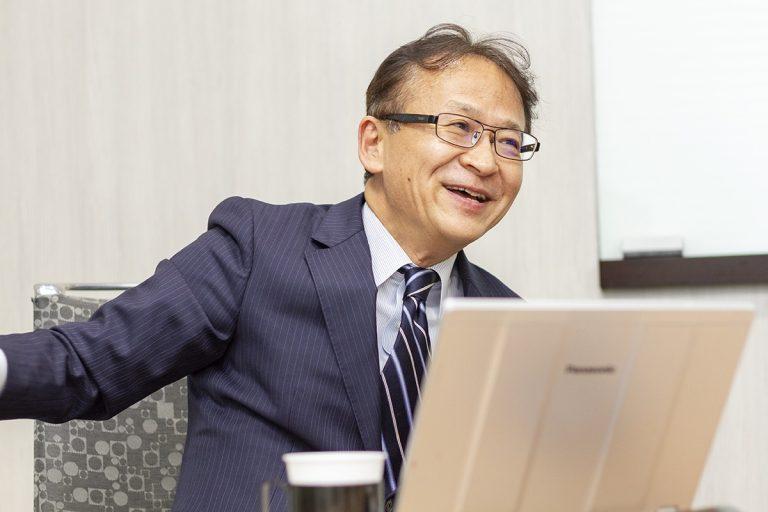 代表 近藤浩三 様 / 経営企画室長 吉田厚 様 - 03
