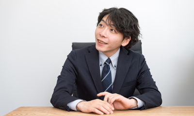 代表:萩口 義治 様 / 職員:森田 隆 様 - 02