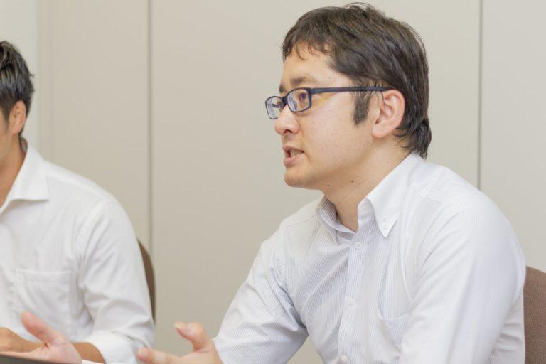 ITイノベーション部 開発グループ 水口 正教 様/山本 将人 様 - 02