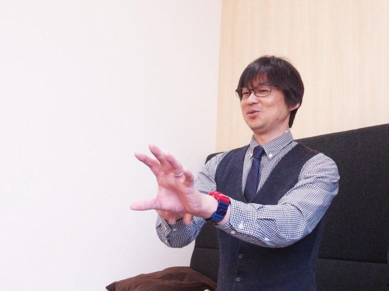 理事長:松井孝知 様/生産課:足立真平 様 - 01