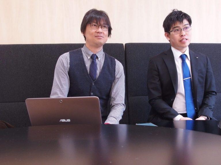 理事長:松井孝知 様/生産課:足立真平 様 - 03