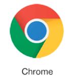 GoogleChromeのアイコン